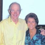 Arthur Morris & Donna Paige