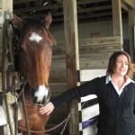 Jaymie Klauber & Her Horse