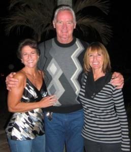 Donna Paige, Larry & Jeannette Robinson